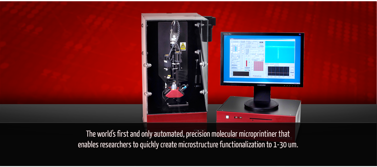 Bioforce Nanoenabler Molecular Printer
