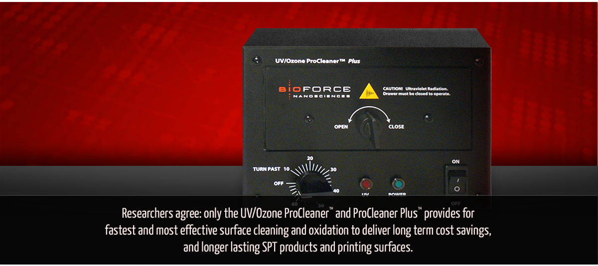 Bioforce UV/Ozone ProCleaner Plus